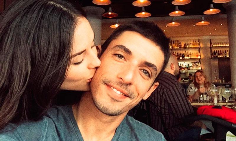 3f536db5f Zuria Vega y Alberto Guerra celebran enamorados su
