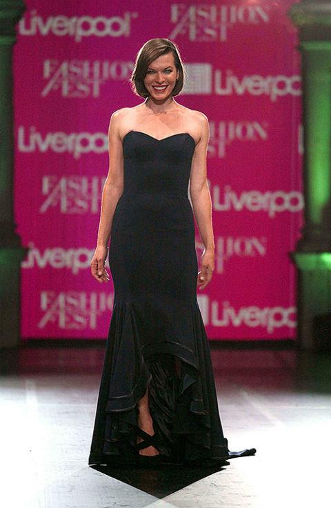 9f9794f0d5 La belleza de Mila Jovovich
