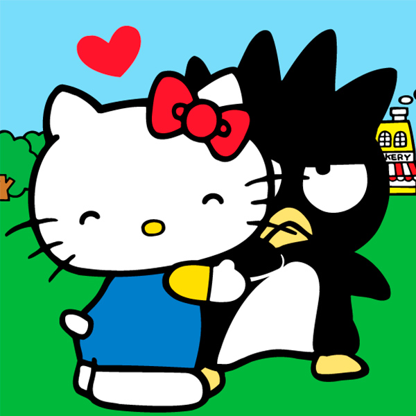 40 a os de hello kitty 39 no es un gato sino una ni a londinense 39. Black Bedroom Furniture Sets. Home Design Ideas