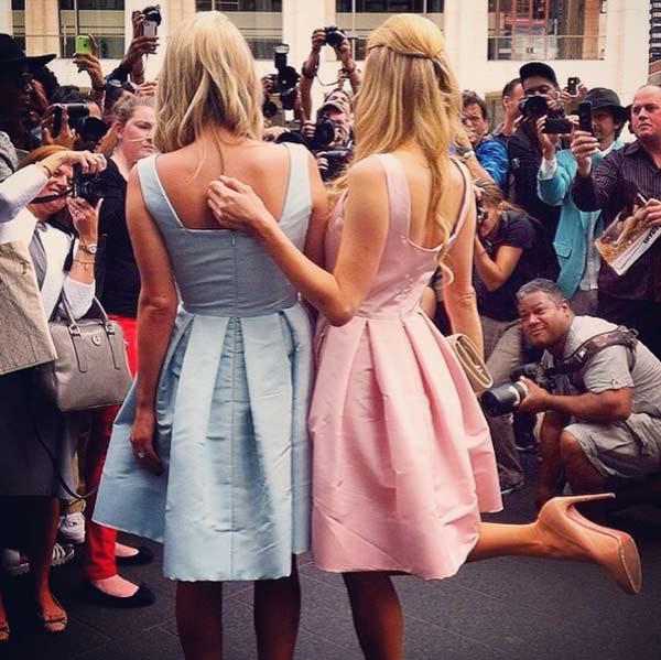 Paris Hilton en serie de Lesbianas The L World