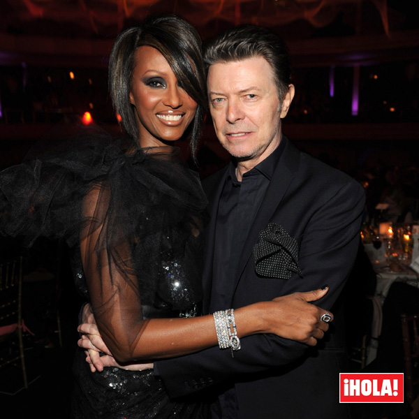 iman afronta una nueva p rdida tras la muerte de david bowie. Black Bedroom Furniture Sets. Home Design Ideas