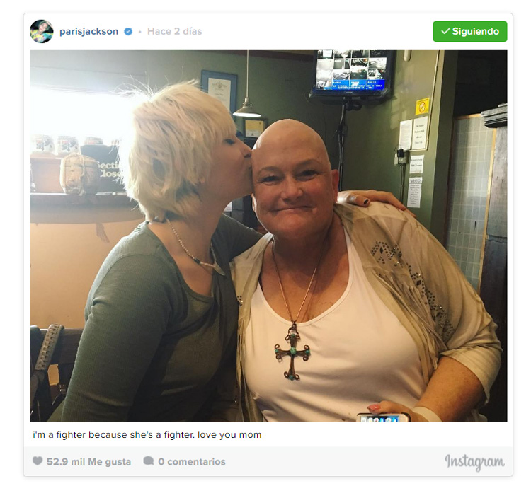 Famosos con cáncer, las celebrities que luchan contra esta