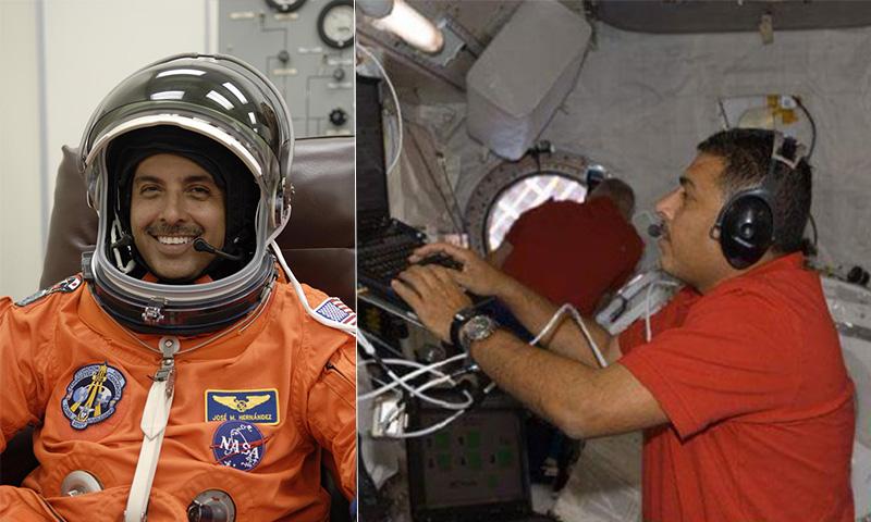 biografia de jose hernandez astronauta - photo #36