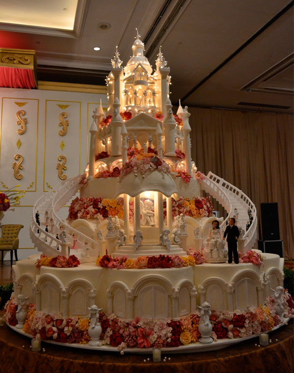 Pasteles de boda mexicanos images - Ideas para bodas espectaculares ...
