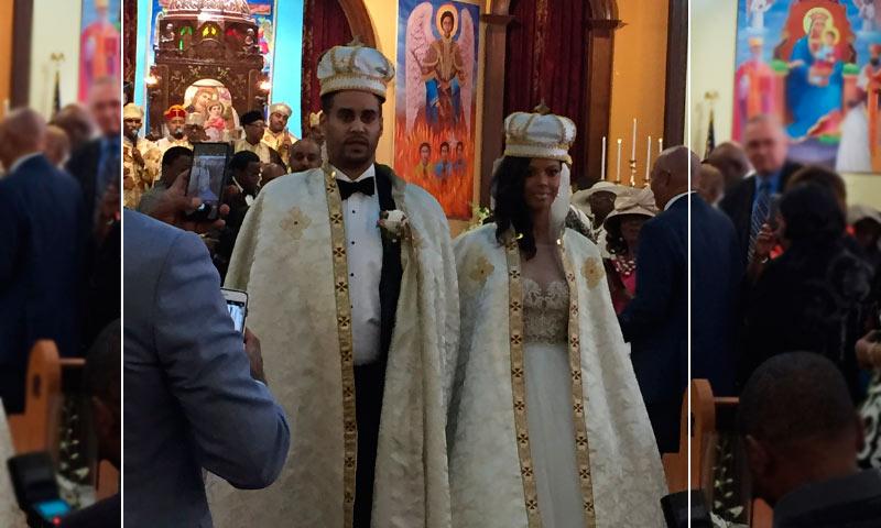 Conoció a un príncipe en una noche de antro y ¡se casó con él!
