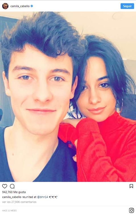 Camila Cabello y Shawn Mendes: rumores sobre una posible
