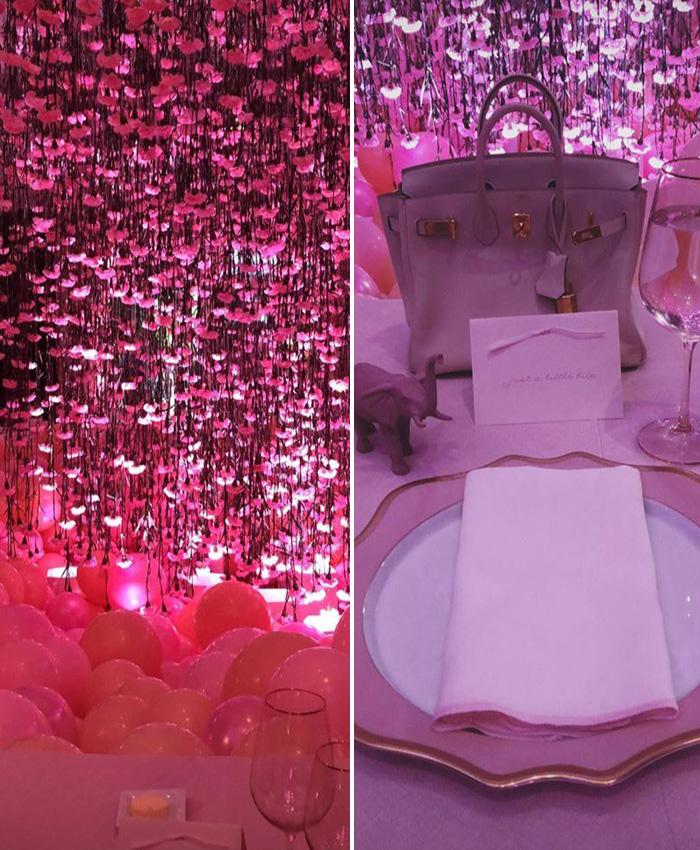 'Baby shower' Khloé Kardashian