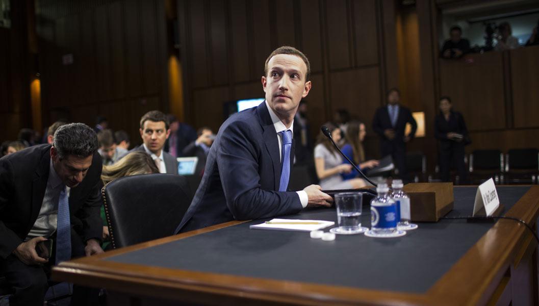 El Tenso Momento Que Resume La Comparecencia De Mark Zuckerberg Ante