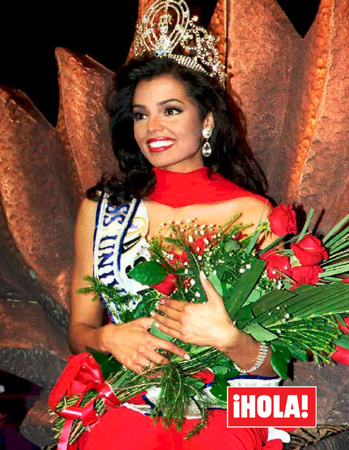 Chelsi Smith, Miss Universo 1995