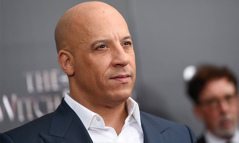 El terrible accidente del doble de Vin Diesel en el set de la nueva cinta de Fast & Furious