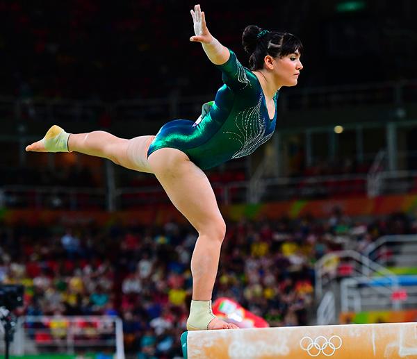Alexa Moreno entre las ganadoras del Premio Nacional del Deporte