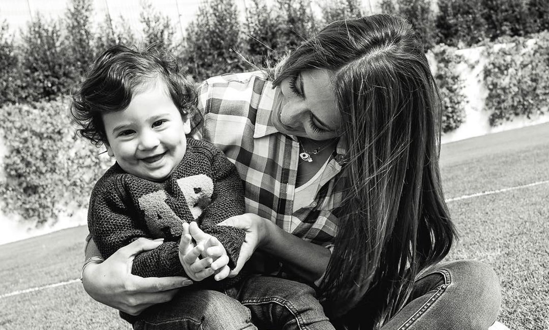 Leo Messi y Antonela Roccuzzo: así entrena su hijo Ciro