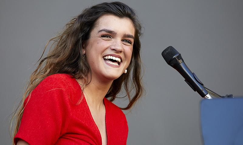 Amaia Romero, tras fracasar en Eurovisión, triunfa con una