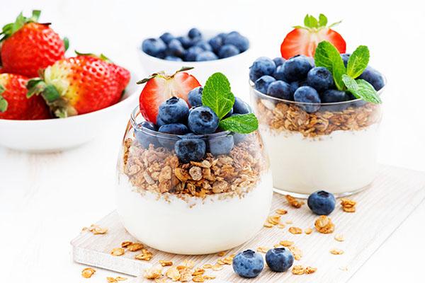 yogur bueno para adelgazar