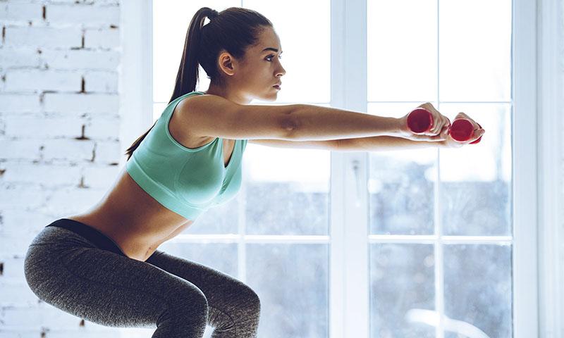 Dile adiós a las chaparreras con estos 5 ejercicios