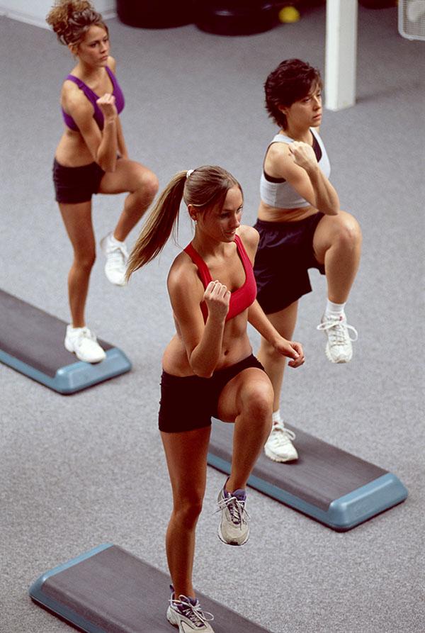 El efecto del adelgazamiento en el gimnasio