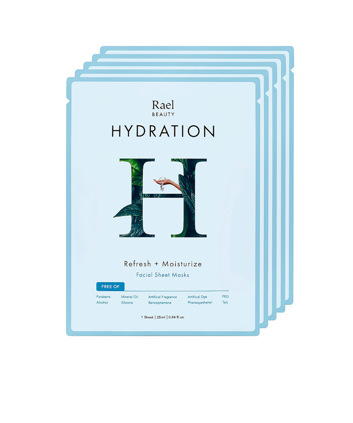 Hydratation Mask de Rael