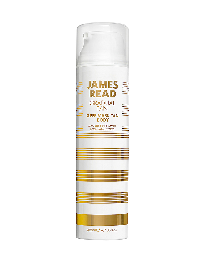 Autobronceador Sleep Mask Tan Body de James Read