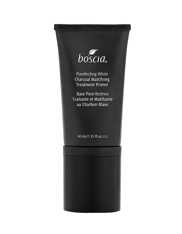 Porefecting White Charcoal Mattifying Treatment Primer de Boscia