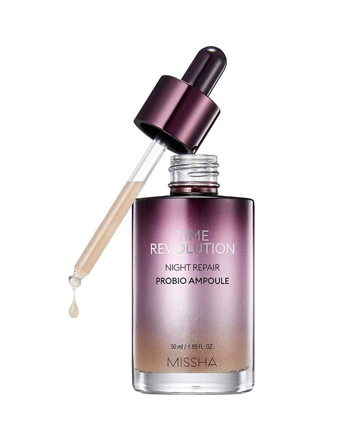 Time Revolution Night Repair Probio Ampoule de Missha