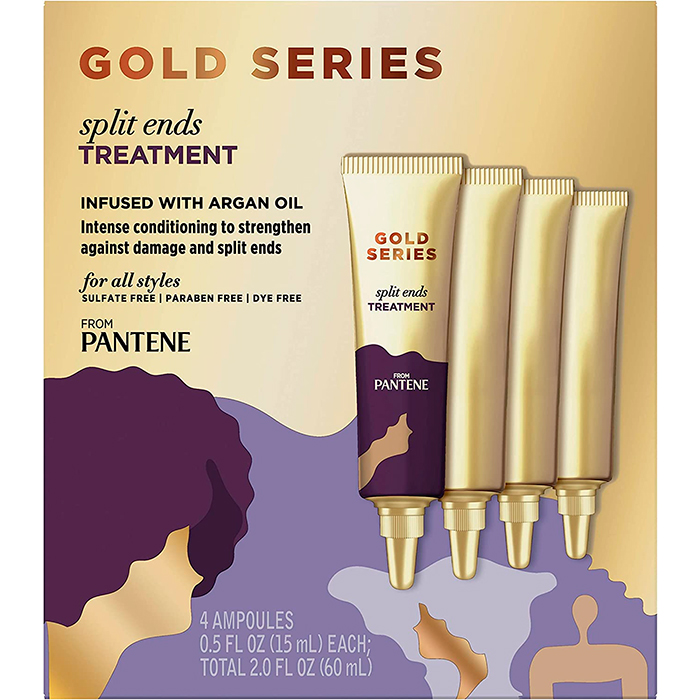 Gold Series Split Ends de Pantene