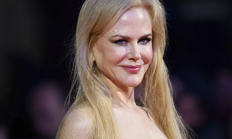 Nicole Kidman revela el secreto detrás de su piel perfecta - Foto 1