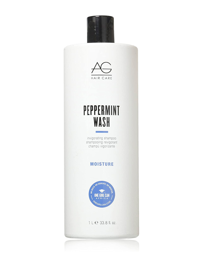 Peppermint Wash Invigorating Shampoo de AG Hair