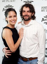 Ana Claudia Talancón y José María de Tavira ¿casados? Jose Maria De Tavira Y Su Novia