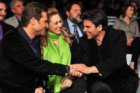 ... apoyo de Aracely Arámbula durante el estreno de 'La Patrona