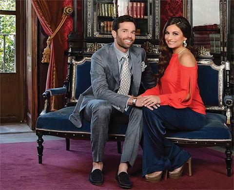 Ana Brenda Contreras y Alejandro Amaya se casan en espontánea y ...