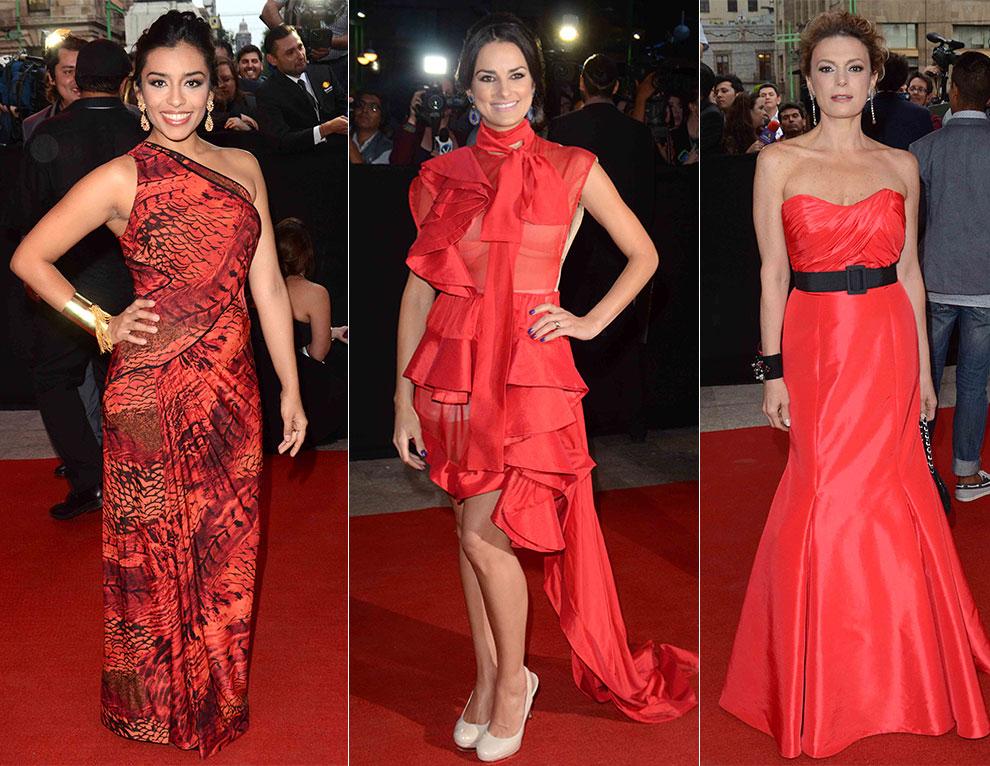 Los Mejores 39 Looks 39 De La Alfombra Roja En Los Premios