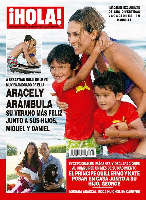 Aracely Arambula Y Sebastian Rulli Hijos | galleryhip.com - The ...