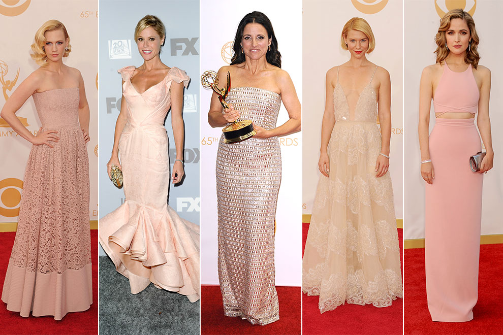 Los mejores 39 looks 39 de las famosas durante la alfombra roja de los premios emmy - Las mejores alfombras ...
