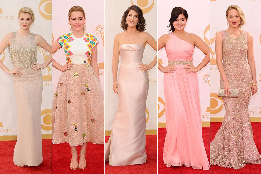 Los mejores 'looks' de las famosas durante la alfombra ...