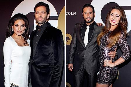 Ana Brenda y Alejandro Amaya, Chacho Gaytán y Mariana ...