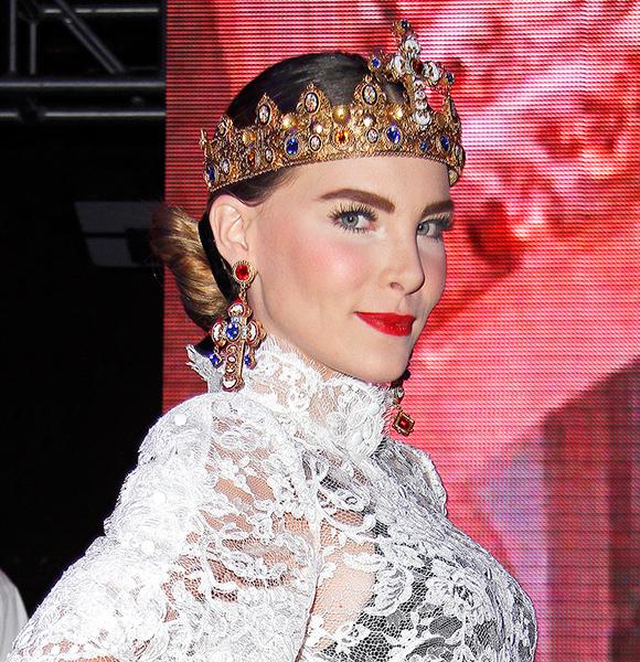 Belinda y ana de la reguera duelo de 39 fashionistas 39 sobre for Silvia reguera