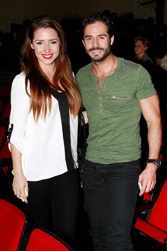 Ariadne Díaz y José Ron ponen fin a su noviazgo