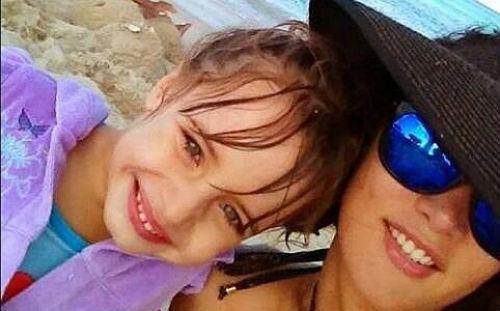 Maya, la hija de la fallecida actriz Mónica Spear, regresa al colegio en Orlando