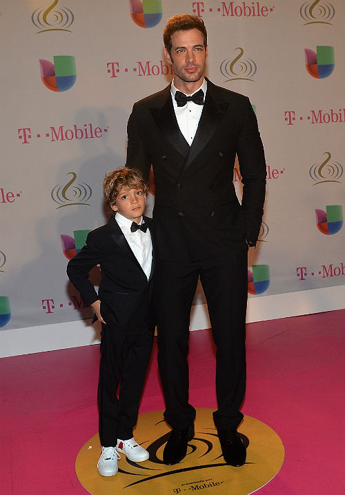 William Levy Hijos el Hijo de William Levy