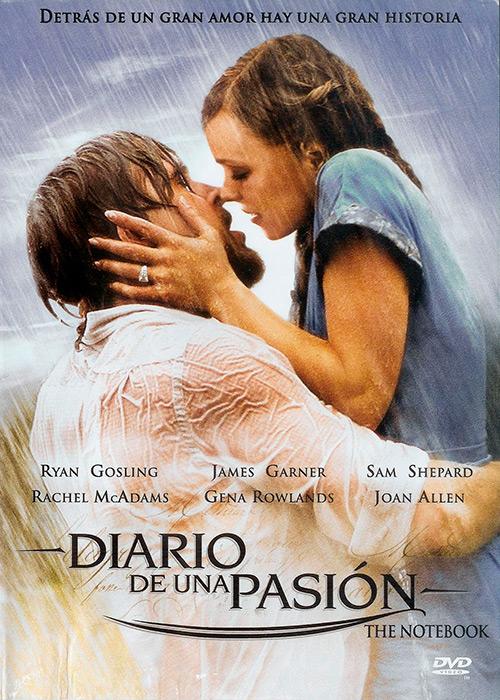 Rachel McAdams y Ryan Gosling, del odio al amor, en el rodaje de 'Diario de una Pasión'