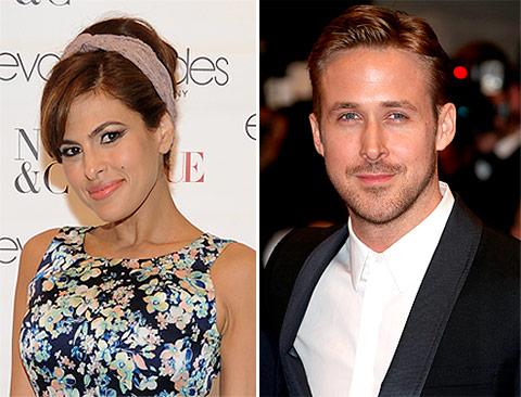 Ryan Gosling Eva Mendes 2014 Eva Mendes y Ryan Gosling