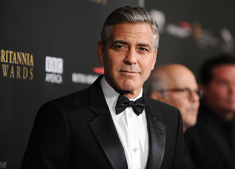 george clooney y amal alamuddin con un pie en el altar tras solicitar su licencia de matrimonio. Black Bedroom Furniture Sets. Home Design Ideas