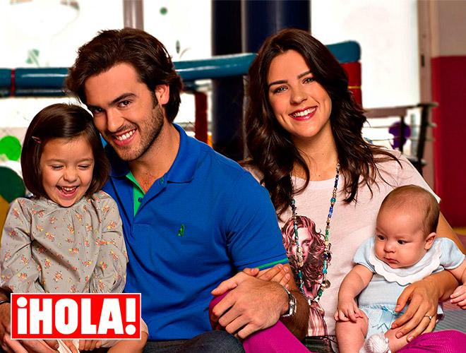Pablo Lyle Y Su Novia Embarazada En ¡hola!: pablo lyle nos presenta a ...