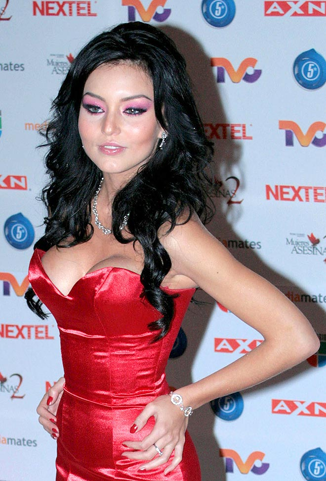 angelique boyer by cemeterygirls - photo #2