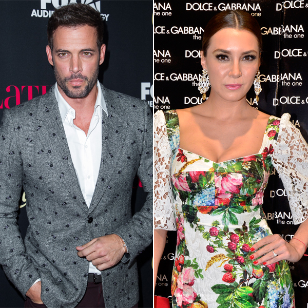 Confirman la separación entre William Levy y Elizabeth Gutiérrez