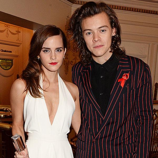 Emma Watson y Harry Styles