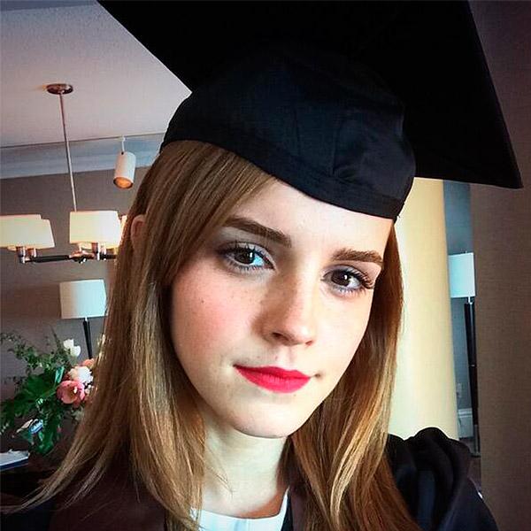 Emma graduacion