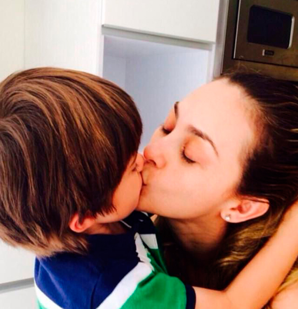 Daniel, el hijo menor de Luis Miguel y Aracely Arámbula, celebra su cumpleaños número seis