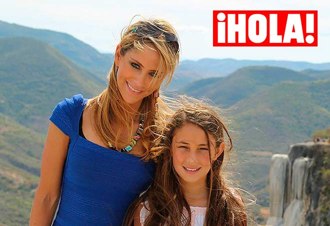 En ¡HOLA!: Inés Sainz, una mamá todoterreno Shakira Instagram