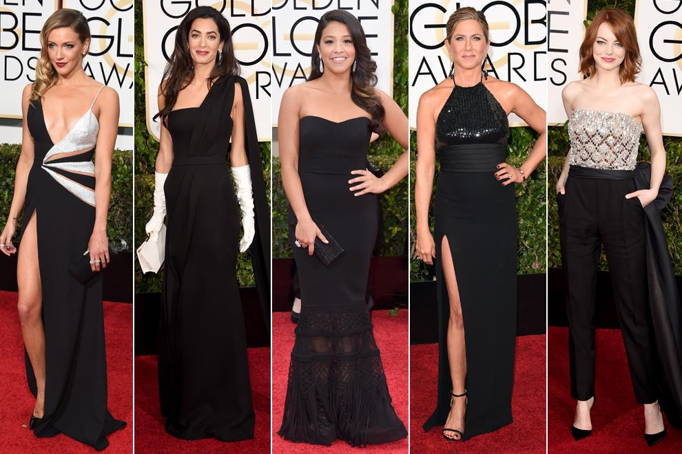 Globos de Oro 2015: Los mejores 'looks' de las famosas ...